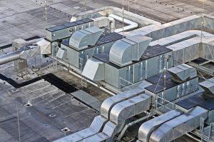 wentylacja na dachu